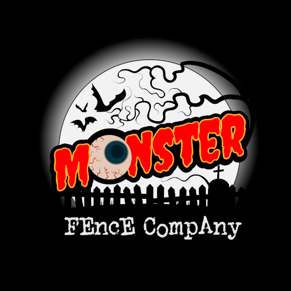 Monster Fence Company Logo